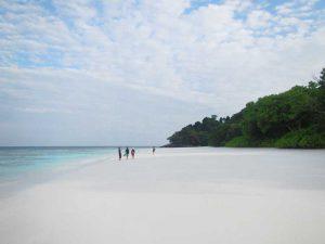 Koh Tachai beach February 2016