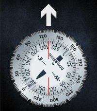 Compass heading for Elephant Head Rock
